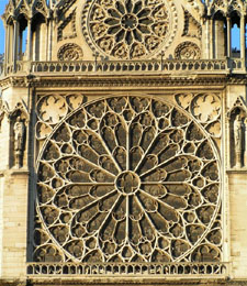 Notre-Dame is the Cathedral of Paris