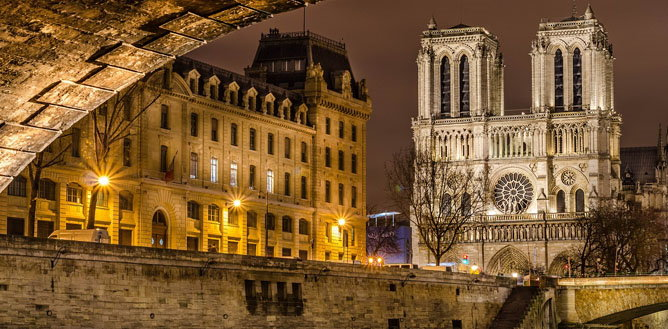 Hotels near notre dame stay in paris historic heart for Hotel notre dame paris
