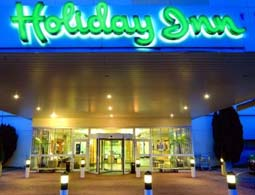 Holiday Inn hotel at Orly Airport