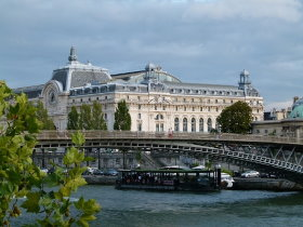 Orsay Museum, the impressionist museum