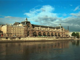 Orsay Museum, the Impressionist museum in Paris