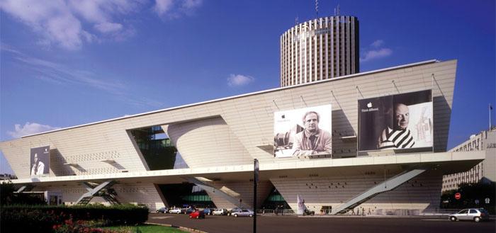 Palais des Congres in Paris. Map. Palais des Congres hotel.
