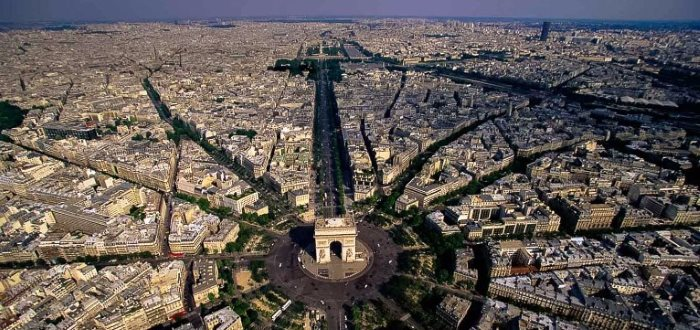 Eiffel Tower is the iconic Paris monument