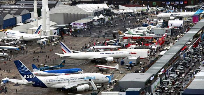 Paris air show 2017 paris digest for Bourget paris