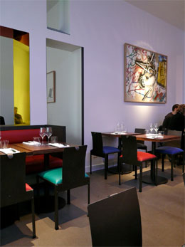 Best Paris Restaurants: KGB