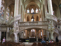 Paris Catholic Churches: Saint Etienne du Mont
