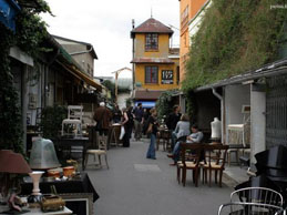 Paris Markets: Paris flea Market