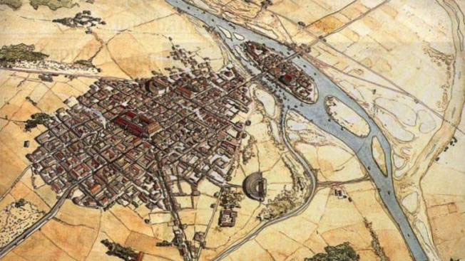 paris history in roman times