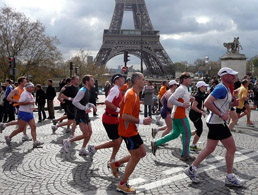 Sports in Paris: Paris Marathon