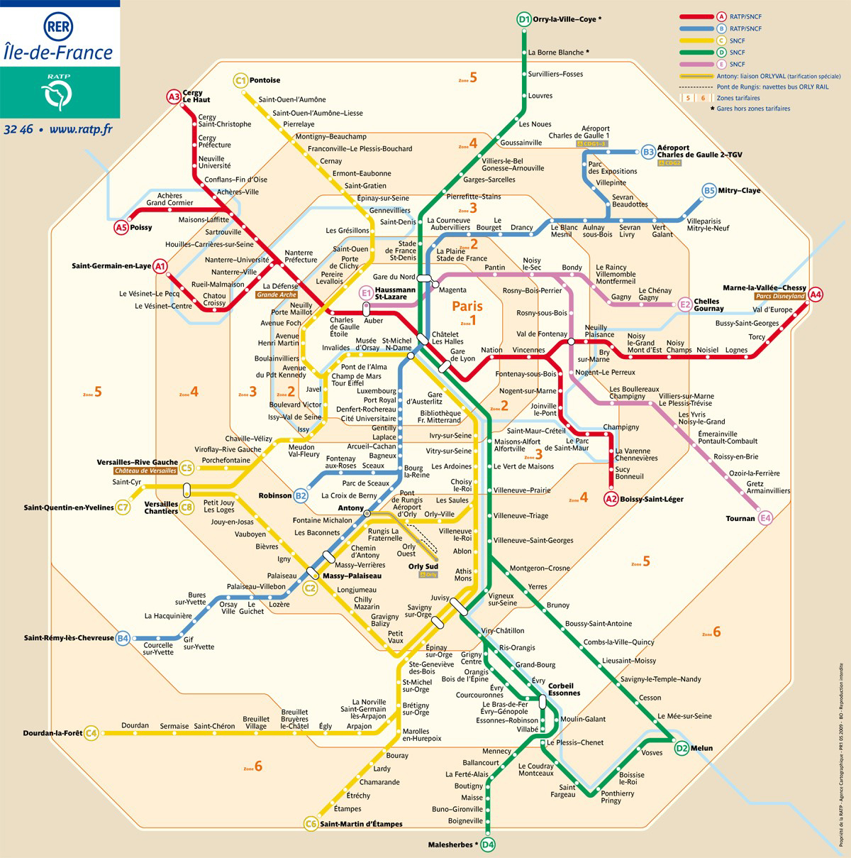Paris metro map – Paris Tourist Map Pdf