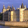 Paris monuments: La Conciergerie