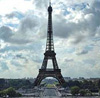 Paris monuments: Eiffel Tower
