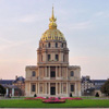 Paris monuments: the Invalides