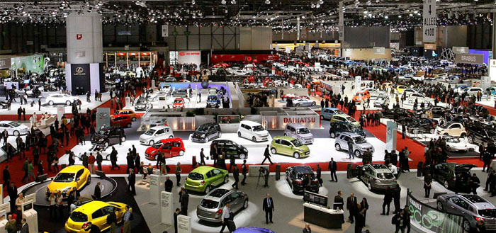 Paris Motor Show Paris Auto Show Tickets Map - Car show tickets 2018
