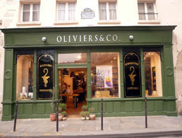 Shopping in Paris: Le Marais