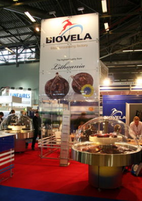 Sial is Paris international food exhibition