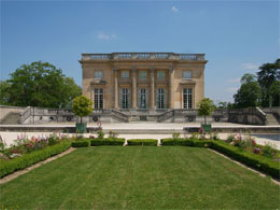 The Petit Trianon in San Francisco