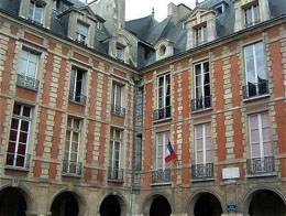 House of Victor Hugo, 6 Place des Vosges