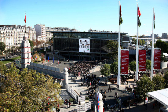 Paris expo porte de versailles for Porte de versailles salon alternance