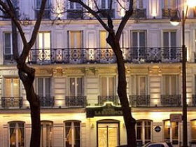 Paris hotels near Champs Elysees: Regence Etoile