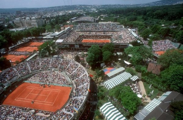 Roland Garros in 2019