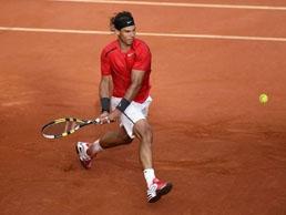 Roland Garros in Bois de Boulogne