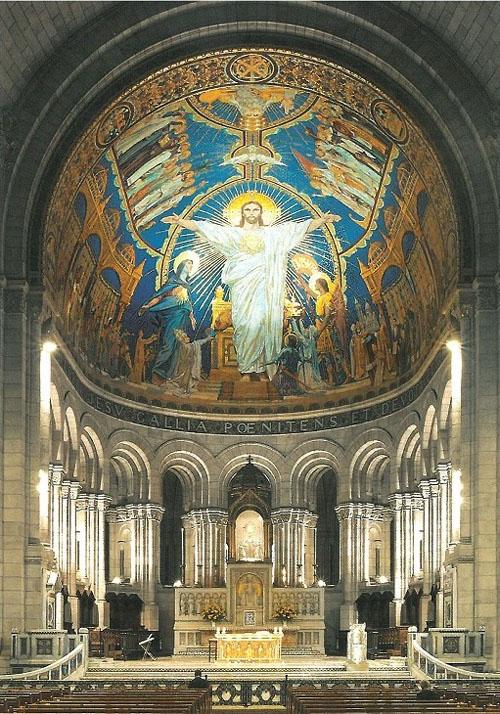 Sacre coeur facts history architecture visit and mass for Reparation fenetre paris