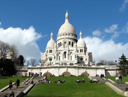 Paris sightseeing: Montmartre walking tour