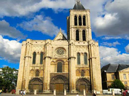 Saint Denis Cathedral
