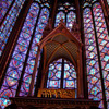 Paris monuments: Sainte Chapelle