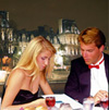 Famous Paris restaurant: dinner cruise