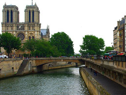 Paris Catholic Churches: Notre Dame