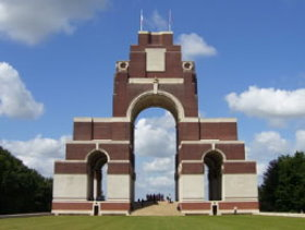 Somme Battlefields - Thiepval Memorial