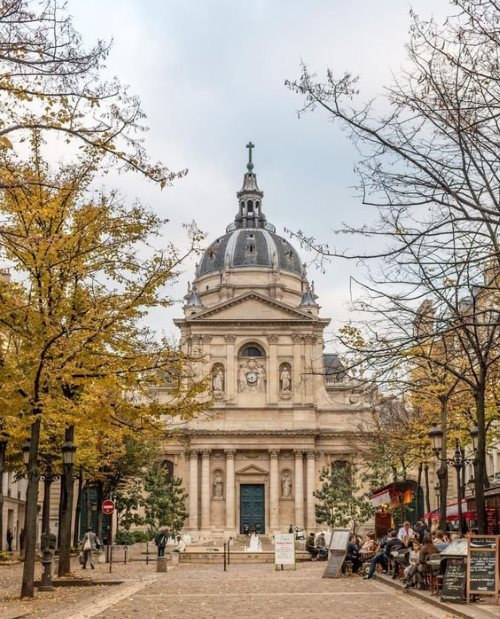 La sorbonne facts paris university history and facts for Sorbonne paris