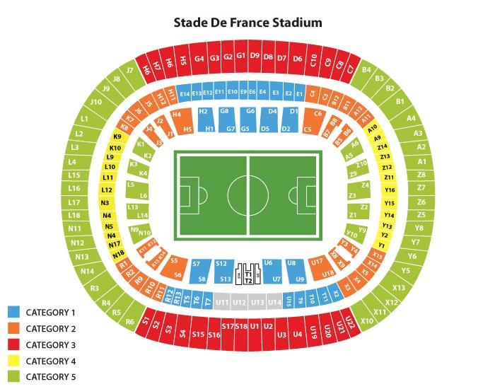 Hotels Near Stade De France Saint Denis