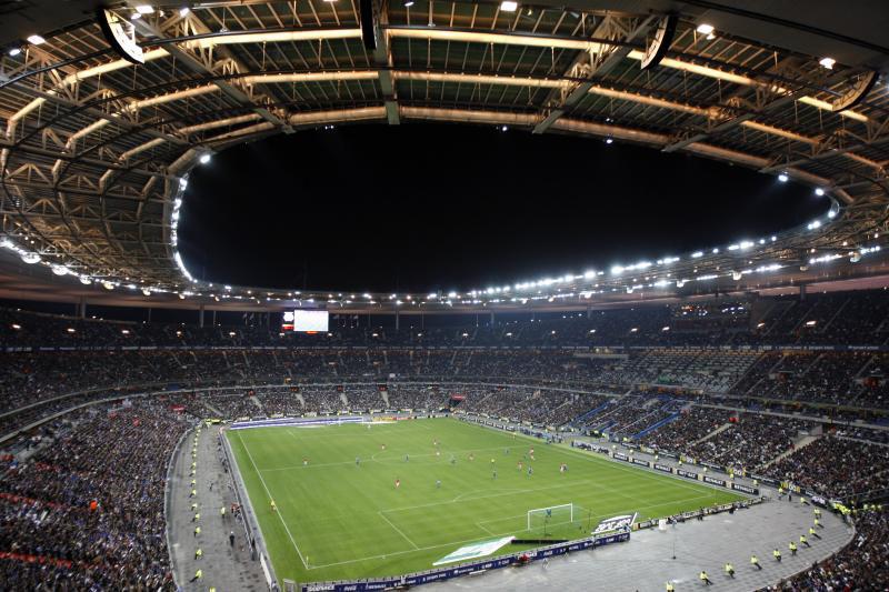 Estadios donde se jugo la final de un mundial taringa - Superficie stade de france ...