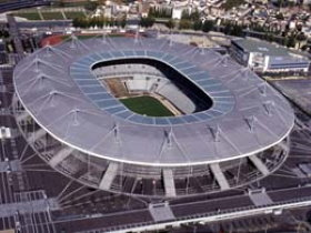 Sports in Paris: Stade de France
