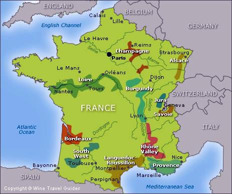 Burgundy Wine Tours From Paris